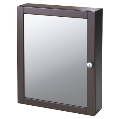 "Foremost Columbia 19"" x 23.75"" Surface Mounted Medicine Cabinet"