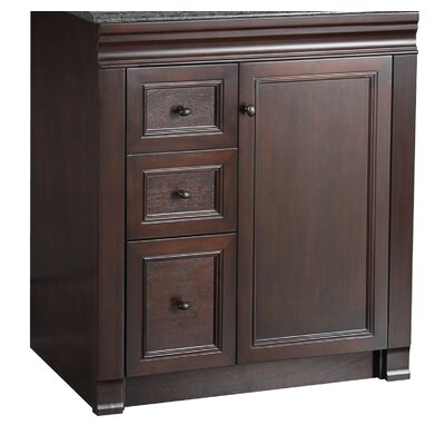 shawna 30 bathroom vanity base wayfair