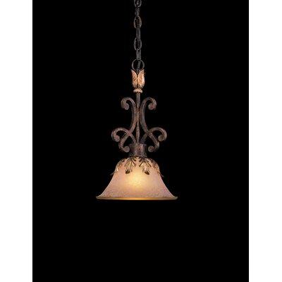 Zaragoza 1 Light Pendant