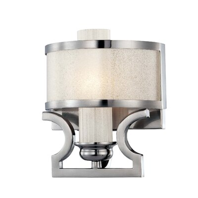 Metropolitan by Minka Castellina 1 Light Wall Sconce