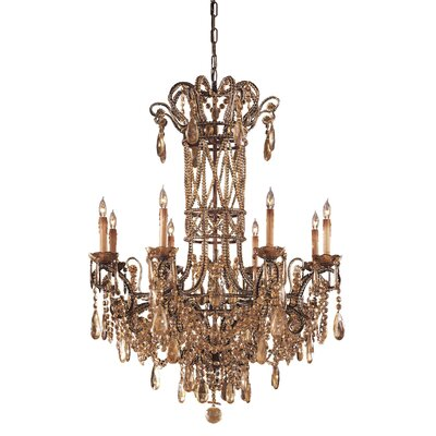Metropolitan 8 Light Chandelier