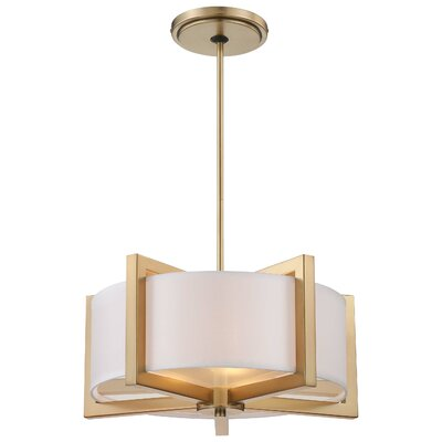 Metropolitan Family 3 Light Pendant