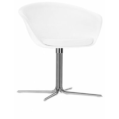 Arper Duna Side Chair with Soft Removable Cushion