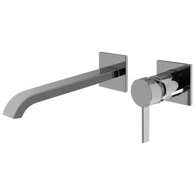 Graff Qubic Wall Mount Bathroom Faucet Trim Less Handles
