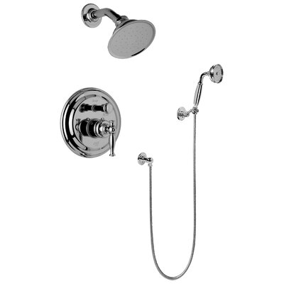Graff Lauren Pressure Balancing Shower Trim with Handshower
