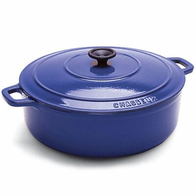 Cast Iron 4-Qt. Round Dutch Oven