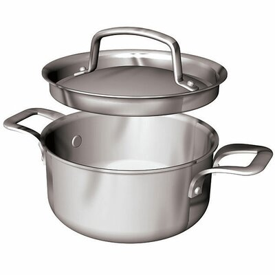 Paderno World Cuisine Stock Pot with Lid