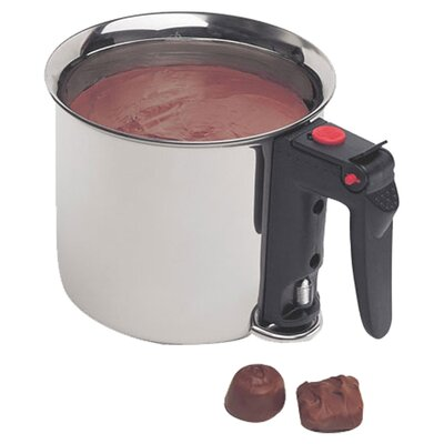 Paderno World Cuisine Stainless Steel Bain-Marie 1.5-qt. Double Boiler