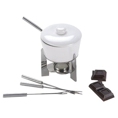 Paderno World Cuisine Chocolate Fondue Set