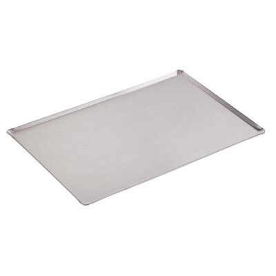 Straight Sided Aluminum Baking Sheet