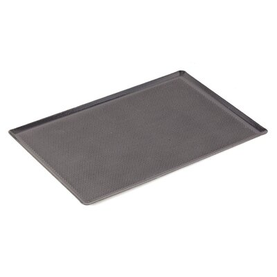 Silicone Coated Perforated Baking Sheet
