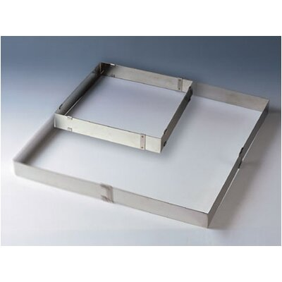 Paderno World Cuisine Adjustable Square Frame Extender