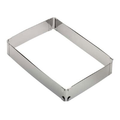 Paderno World Cuisine Adjustable Rectangular Frame Extender