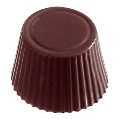 Paderno World Cuisine Peanut Butter Cup Chocolate Mold