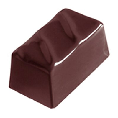 Paderno World Cuisine Chocolate Mold in Rectangular Shape