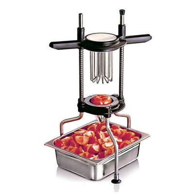Paderno World Cuisine Tomato Cutter in Stainless Steel