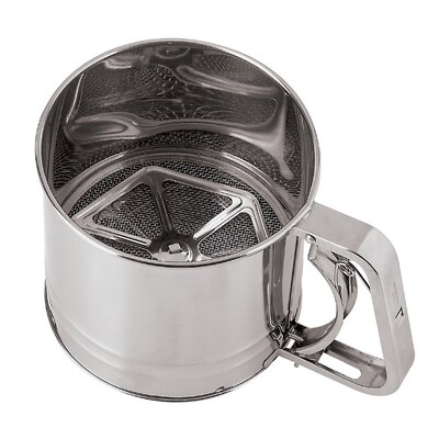 Paderno World Cuisine Stainless Steel Flour Sifter