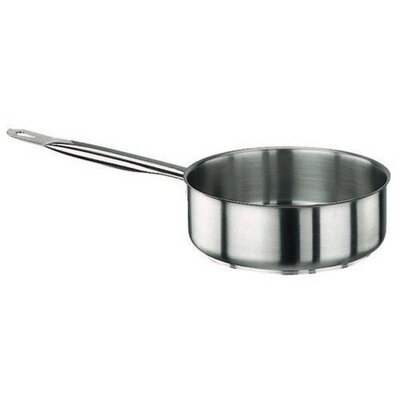 Paderno World Cuisine Stainless Steel Saute Pan