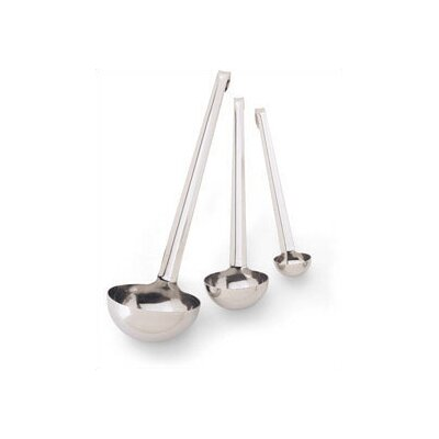 Paderno World Cuisine Stainless Steel One Piece Ladle