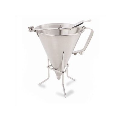 Paderno World Cuisine Stainless Steel Automatic Confectionary Funnel