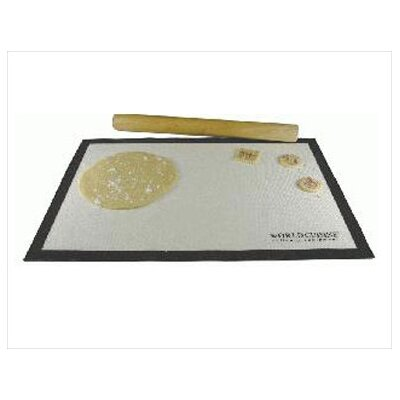 Paderno World Cuisine 25.375'' Roll'Pat Counter Pastry Mat