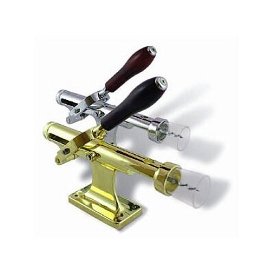 Paderno World Cuisine Wallmounted Brass Uncorcking Machine