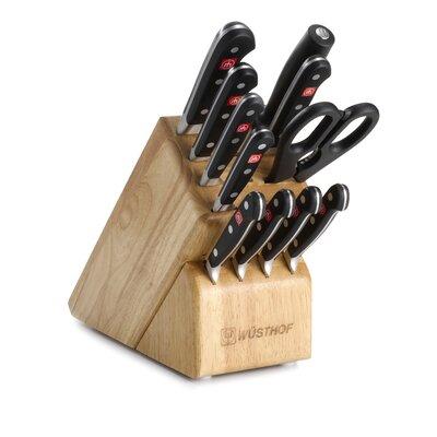 Wusthof Classic 12 Piece Knife Block Set