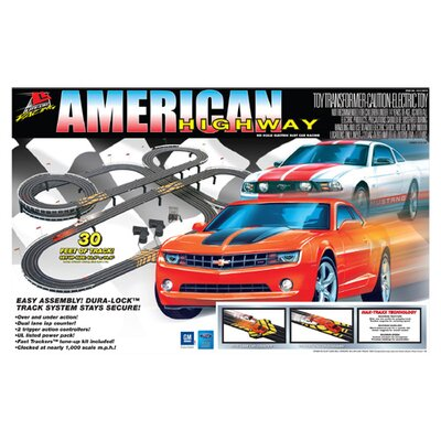 Life-Like American Highway Car Set