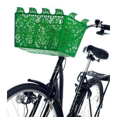 Design House Stockholm Carrie Bicycle Basket by Marie-Louise Gustafsson
