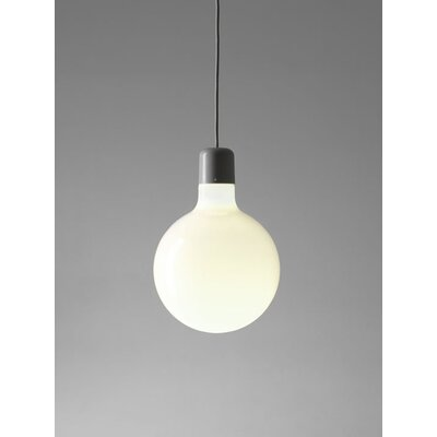 Design House Stockholm Form 1 Light Round Globe Pendant