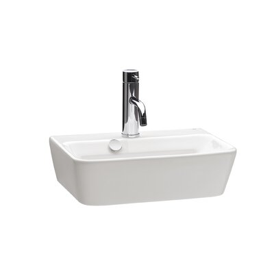Bissonnet Emma Ceramic Bathroom Sink