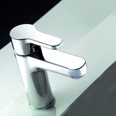 Bissonnet Cromo Zip Single Hole Bathroom Faucet with Single Handle