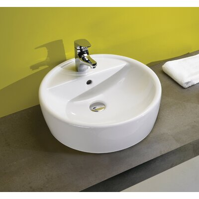 Bissonnet Universal Urban Bathroom Sink