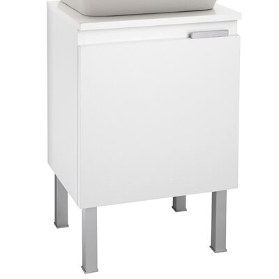 "Bissonnet Universal Emma 17.7"" Bathroom Vanity Set"