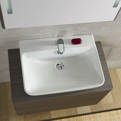 Bissonnet Emma Ceramic Bathroom Sink