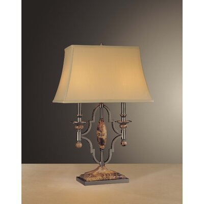 Minka Ambience 2 Light Accent Table Lamp