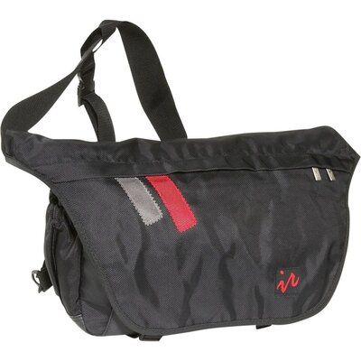 Ice Red Drift Messenger Bag