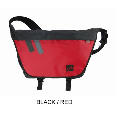 Ice Red Drift Large Messenger Bag