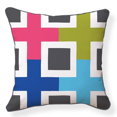 Naked Decor Structure Pillow