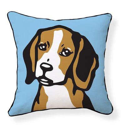 Naked Decor Beagle Pillow