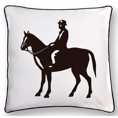 Naked Decor Horse Reversible Pillow