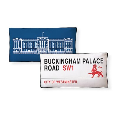 Naked Decor Buckingham Palace Pillow