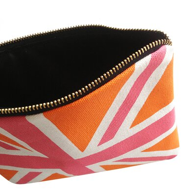 Naked Decor Union Jack Amenity Bag