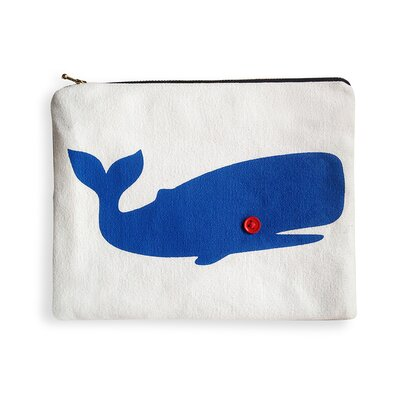 Naked Decor Whale Amenity Bag