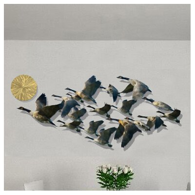 All My Walls Marvelous Migrations Contemporary Wall Décor