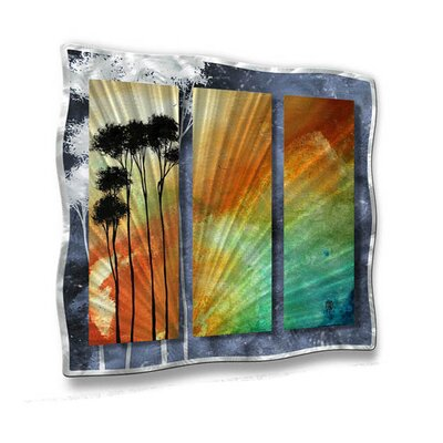 Summer Palms by Megan Duncanson, Abstract Wall Art - 29