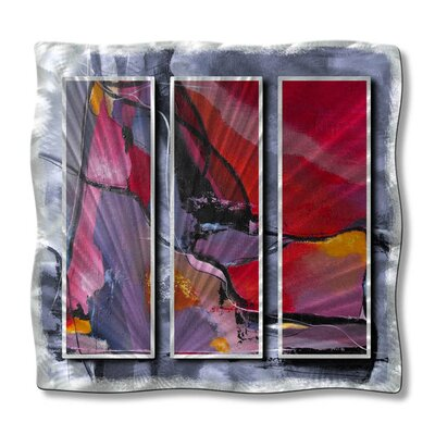"All My Walls Lovely by Ruth Palmer, Abstract Wall Art - 29"" x 31.5"""