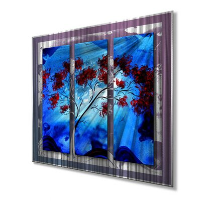 All My Walls Beauty Metal Wall Art