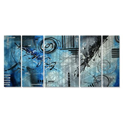 Divinity Metal Wall Hanging