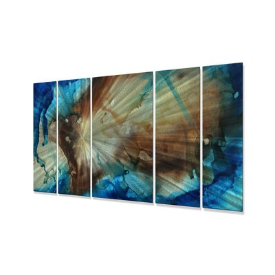 All My Walls Sky Drama Metal Wall Art
